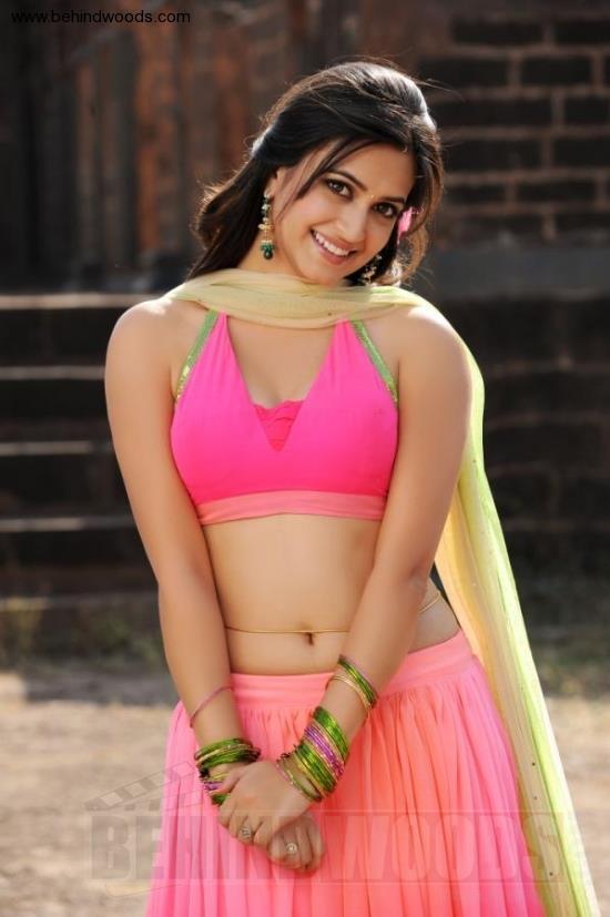 Kriti Kharbhanda Sexy Navel Expose Hot Photo Still
