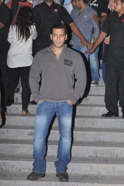 Salman Khan Arrived At Being Human Store Launch