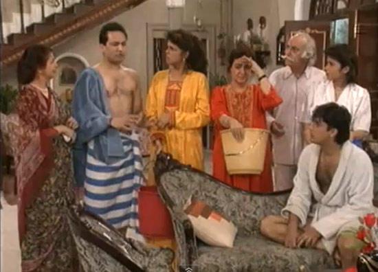 A Still From Dekh Bhai Dekh Serial