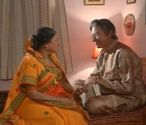 A Still From Ek Mahal Ho Sapno Ka
