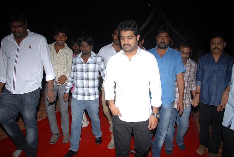 Jr. NTR Walks On At NTR Ghat