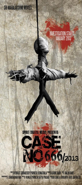 A Danger Look Still Of Case no 666 2013 Movie Wallpaper