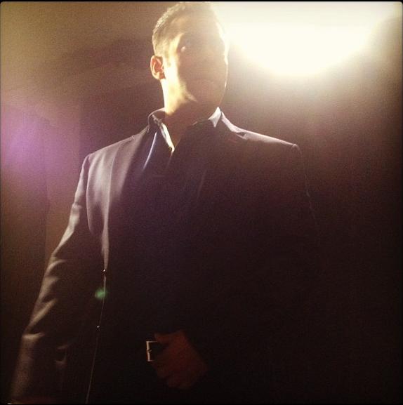 Salman Khan Nice Look At CCL Glam Night 2013