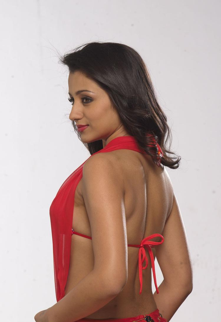 Trisha Krishnan Spicy Hot Still