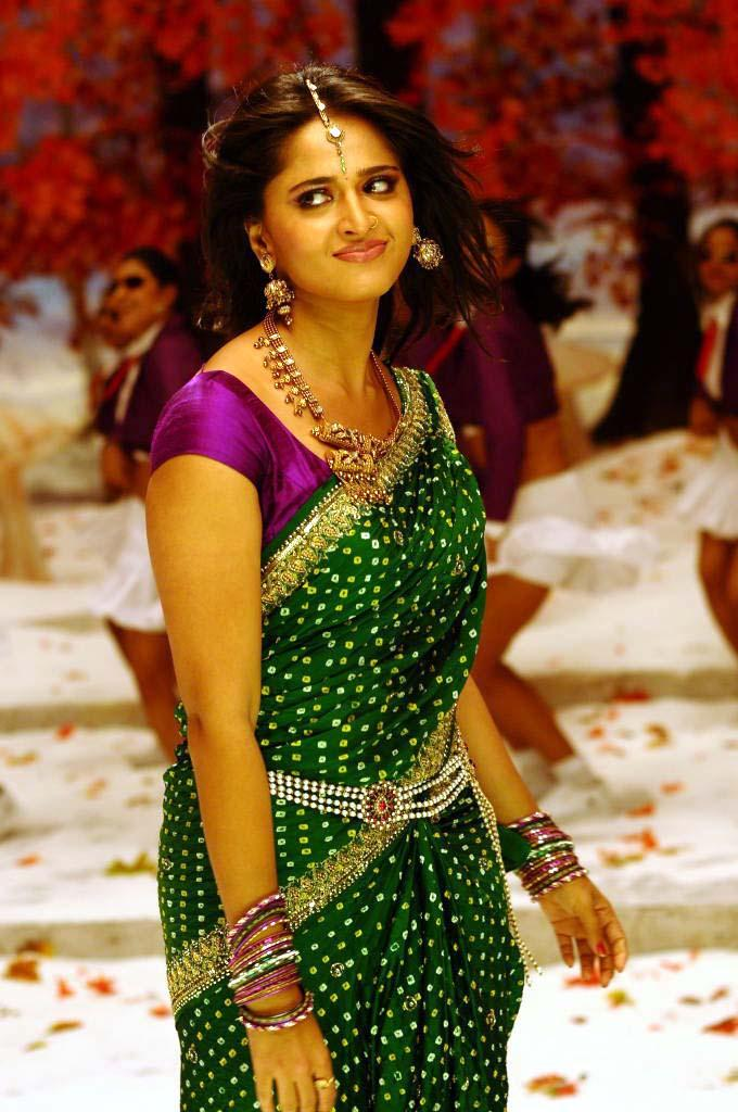 Anushka Shetty Attractive Look Still