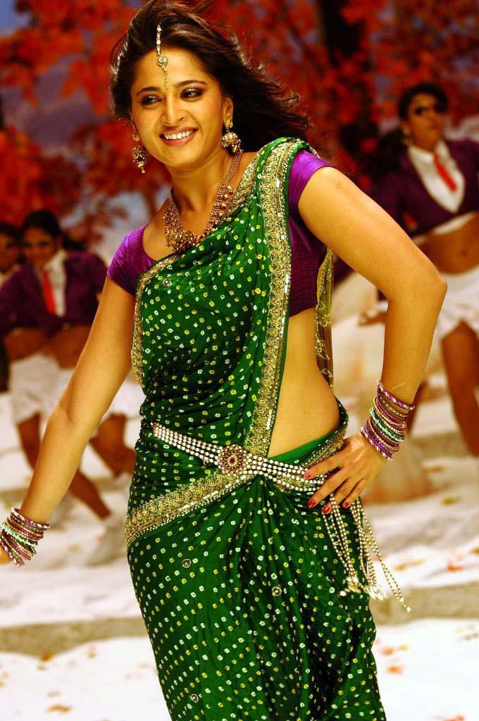 Anushka Shetty Nice Dancing Pose Still