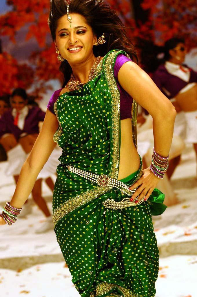 Anushka Shetty Rocked Still