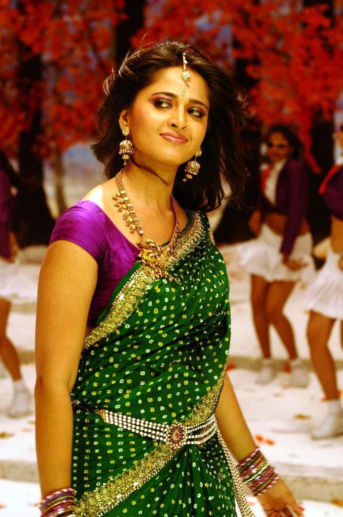 Anushka Shetty Stunning Look Still