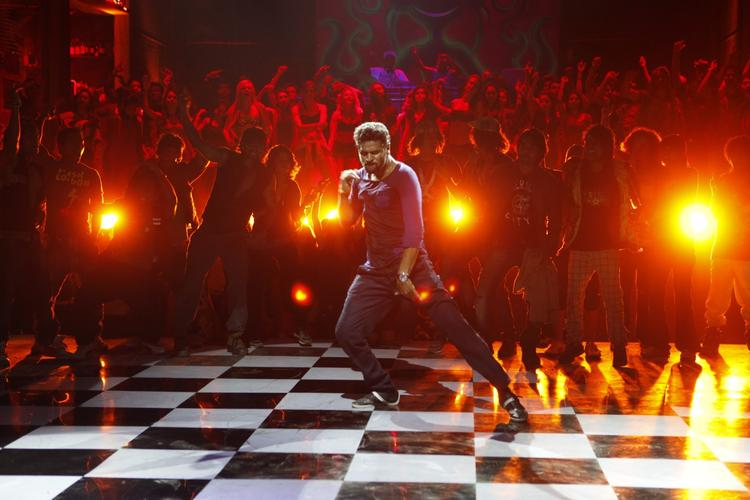 Prabhu Deva Amazing Dance Pose Still From ABCD - Any Body Can Dance Movie