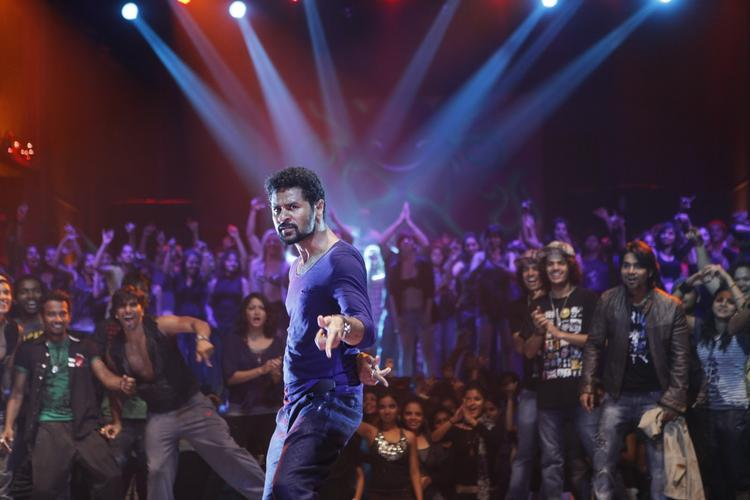 Prabhu Deva Cool Dance Pose Still From ABCD - Any Body Can Dance Movie