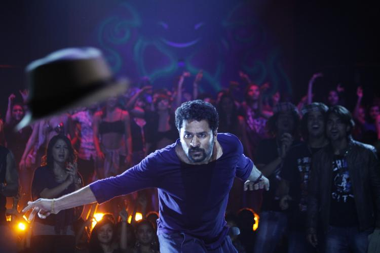 Prabhu Deva Nice Dance Pose Still From ABCD - Any Body Can Dance Movie