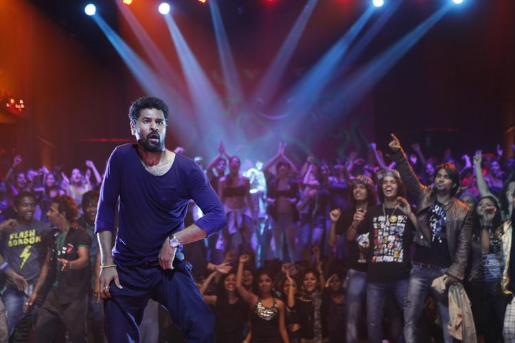 Prabhu Deva Rocking Pose Still From ABCD - Any Body Can Dance Movie