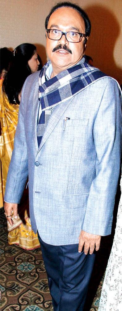 Chhagan Spotted At Sangeet Ceremony Of Gayatri And Arjun Hitkari