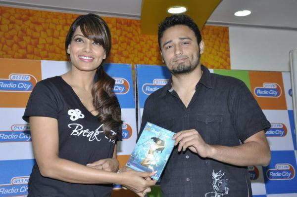 Bipasha Basu Promotes Breakfree Fitness DVD At Radio City 91.1
