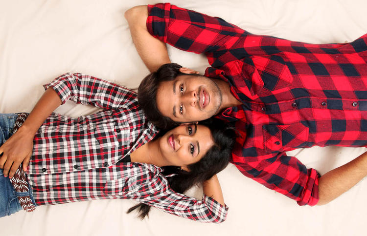 Sreeram And Amitha Nice Look Photo From Movie Chemistry