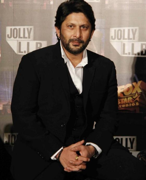 Arshad Warsi Dazzles At The Trailor Launch Of Bollywood Film Jolly LLB