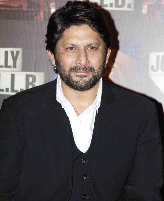 Arshad Warsi Nice Pose At The Trailor Launch Of Bollywood Film Jolly LLB