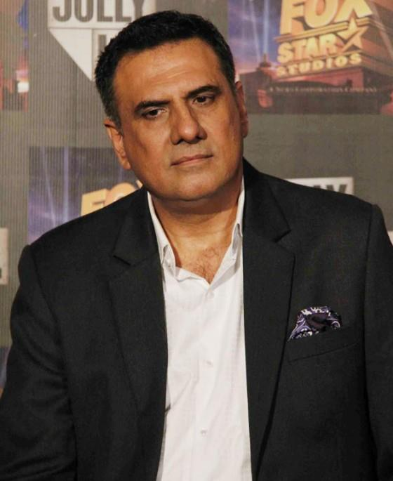 Boman Irani Attend The Trailor Launch Of Bollywood Film Jolly LLB