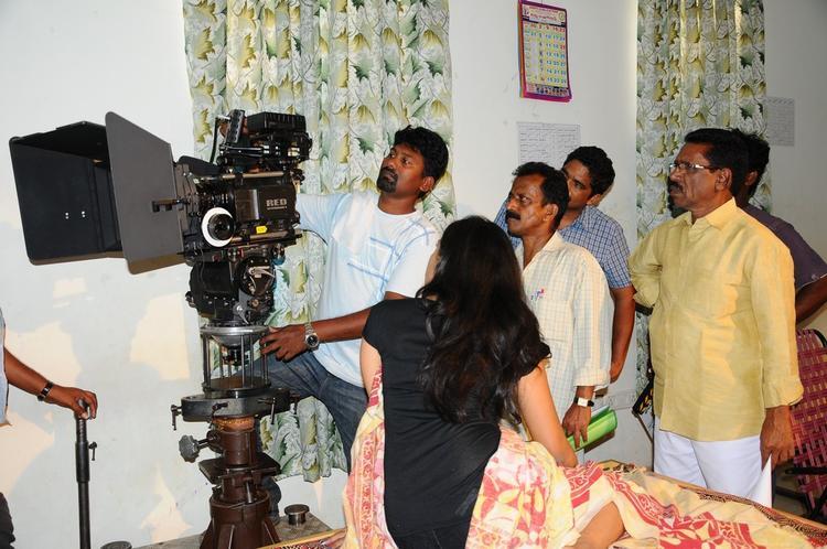 Telugu Movie Mandodari Location Photo Still