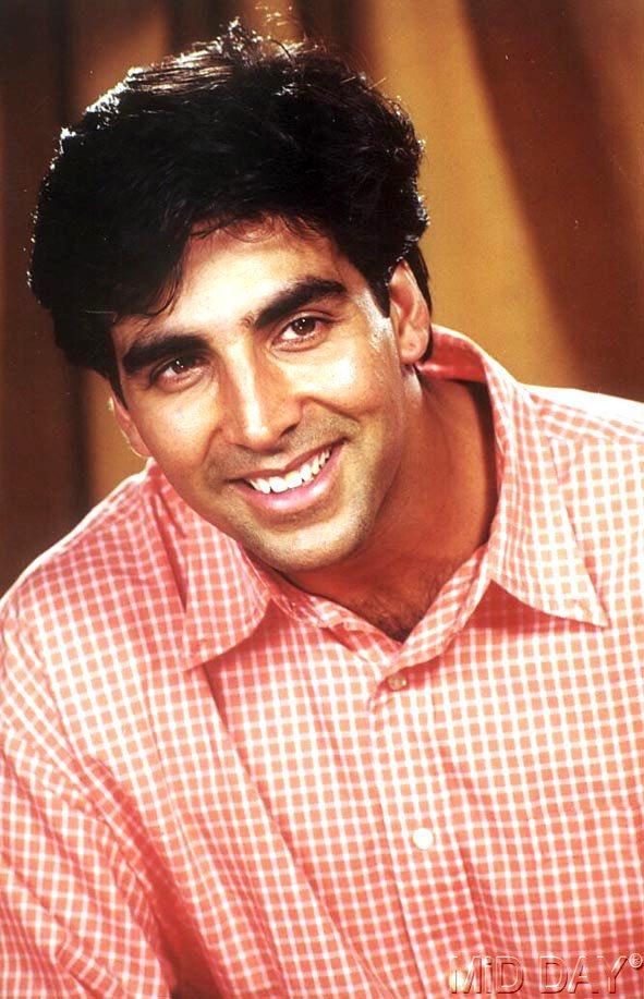 Akshay Kumar Smiling Look Still