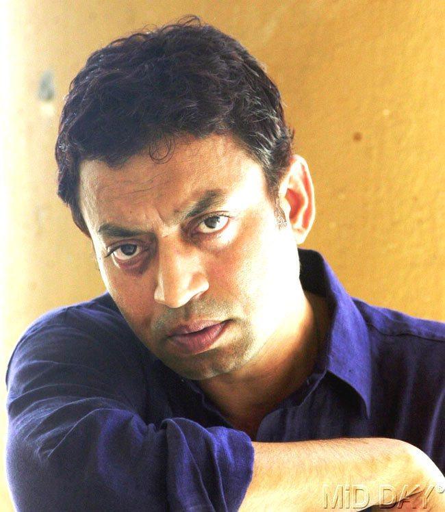 Irrfan Khan Nice Look Photo Still