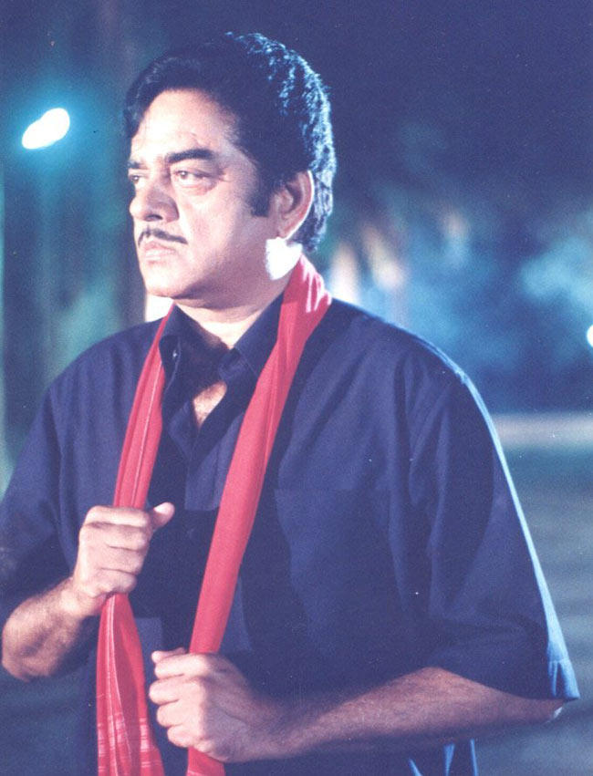 Shatrughan Sinha Angry Look Still