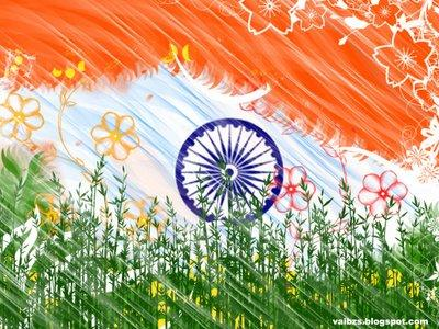 Awesome Tri Color Wallpaper Of Indian Flag