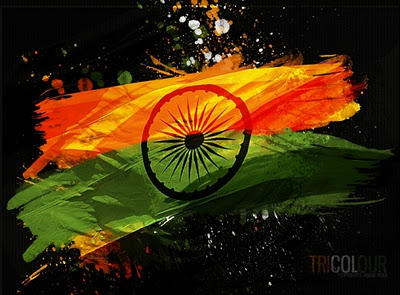 Tricolor Wallpaper For Indian Republic Day