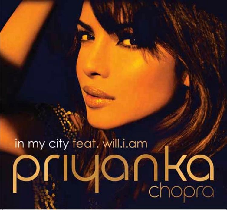 Priyanka Chopra Stunning Look Photo Shoot For Album In My City