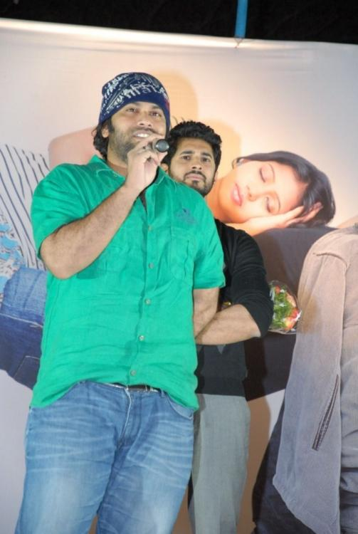 Arvind Krishna With A Co Actor Spotted At The 3G Music Launch Event