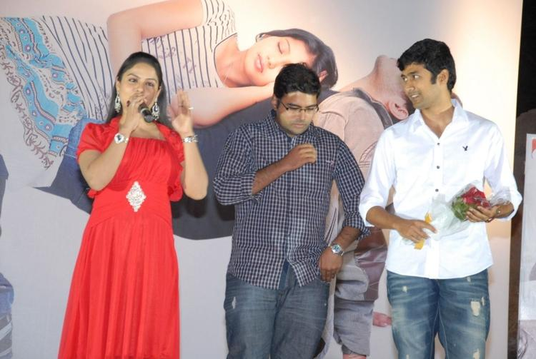 Rahul And Debiraa Speak Out Photo Clicked At The 3G Music Launch Event