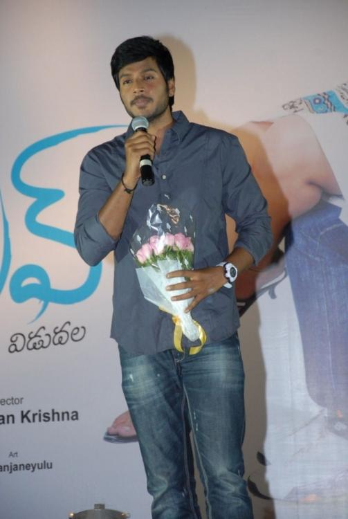 A South Actor Address The Audience At The 3G Music Launch Event