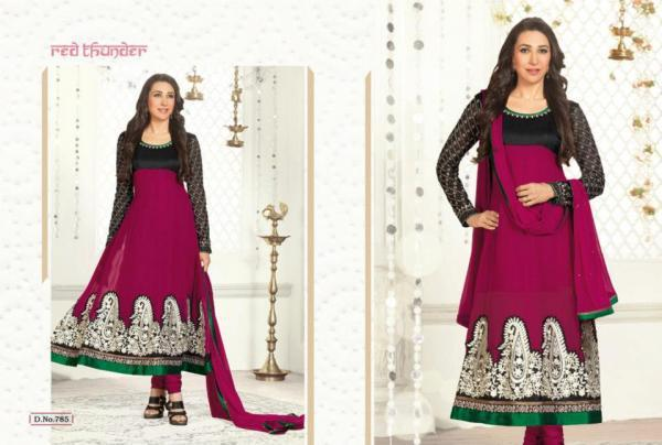 Karishma In Salwar Kameez Dazzles Photo Shoot For Admix Retail Ad