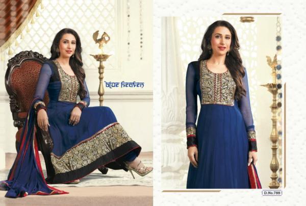 Karishma In Salwar Kameez Fashionable Look Photo Shoot For Admix Retail Ad