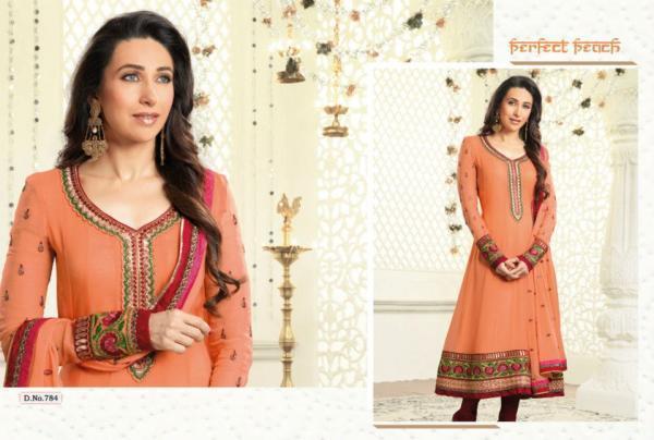 Karishma In Salwar Kameez Stunning Look Photo Shoot For Admix Retail Ad