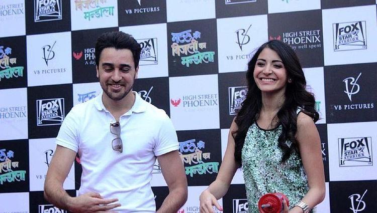 Imran And Anushka Promote MKBKM