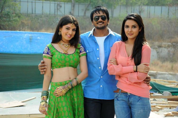 Priyadarshini,Sairam And Jasmine Looked Superb At Dilnnodu Movie Press Meet