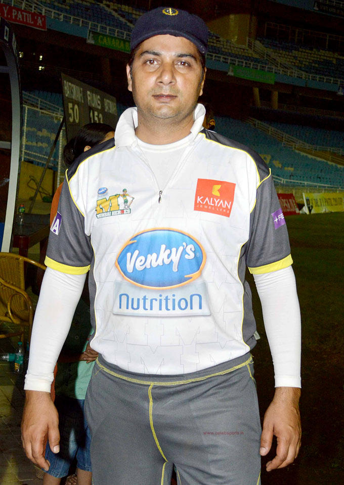 Varun Badola At The DY Patil Sports Academy