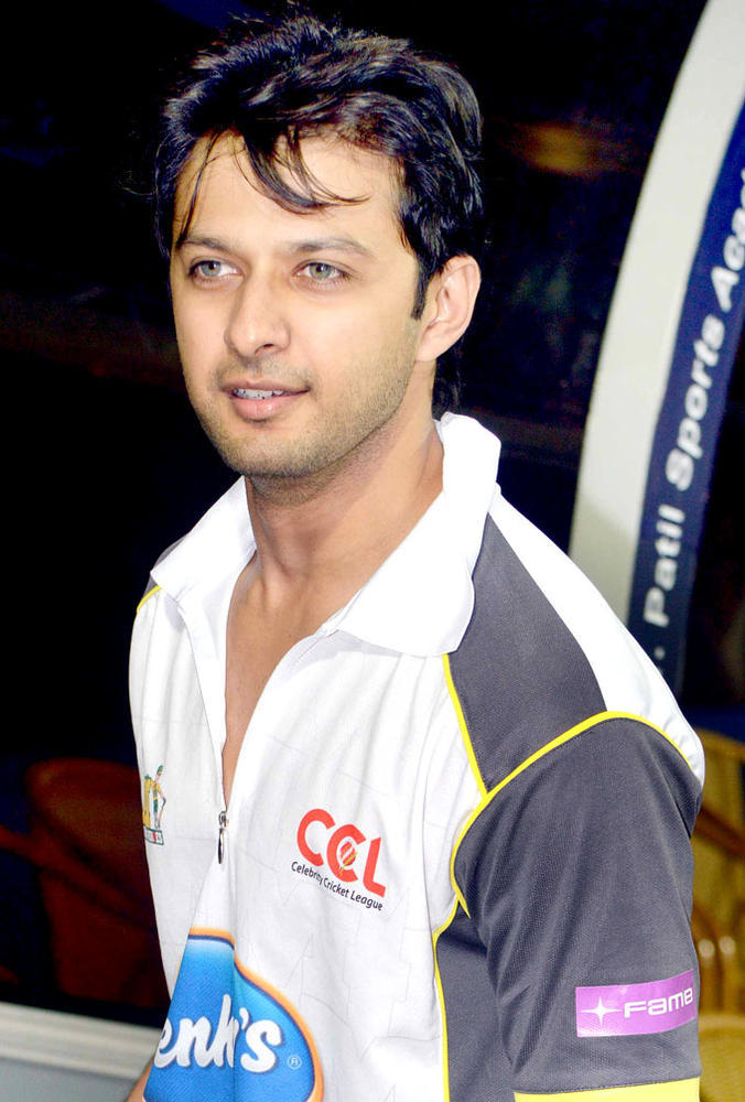 Vatsal Seth Nice Look At The DY Patil Sports Academy