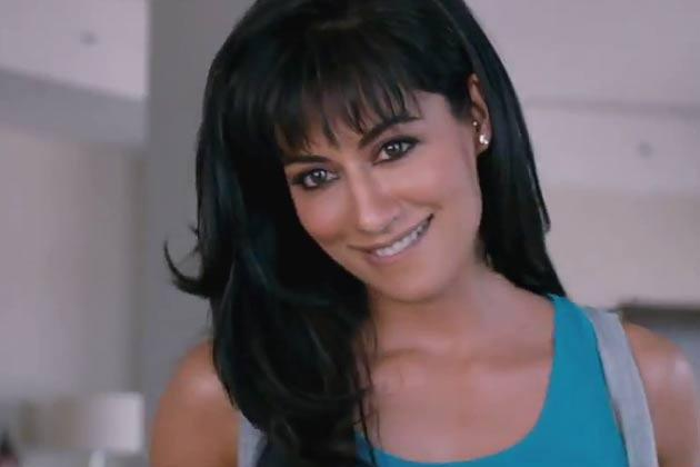 Chitrangada Singh Cute Smiling Still From I Me Aur Main Movie