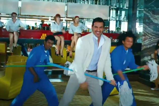 John Abraham Dance Still From I Me Aur Main Movie