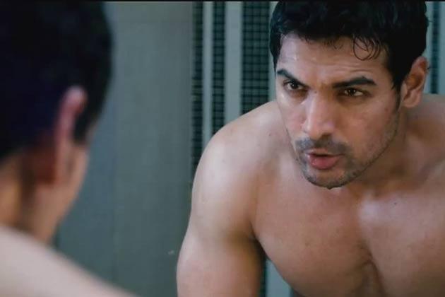 John Abraham Hot Sexy Look From I Me Aur Main Movie