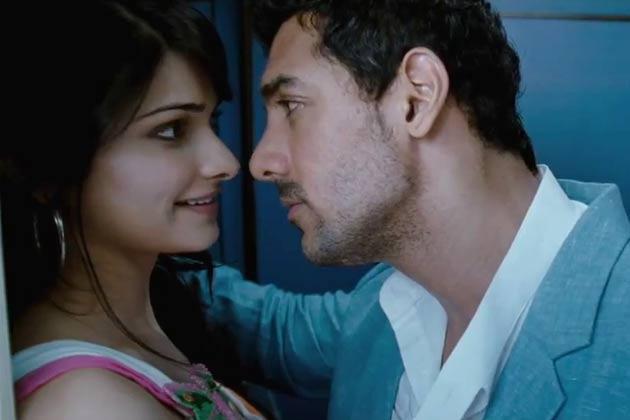 Prachi Desai And John Abraham Romantic Scene From I Me Aur Main Movie