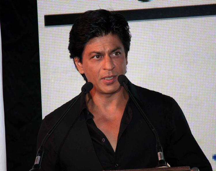 Shahrukh Khan Attend The TOIFA Vancouver Launch Event