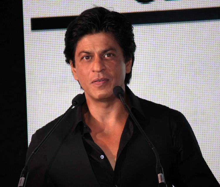 Shahrukh Khan Dazzles At TOIFA Vancouver 2013 Launch Event