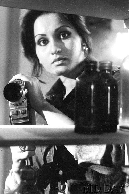 Reena Roy Nice Look Still