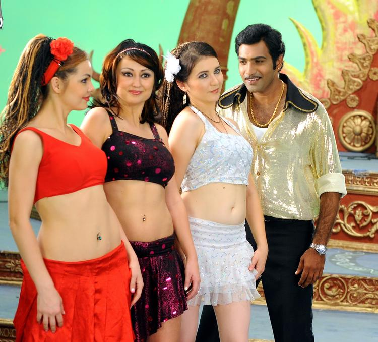Taraka Ratna Stylish look Still From Nenu Chala Worst Movie