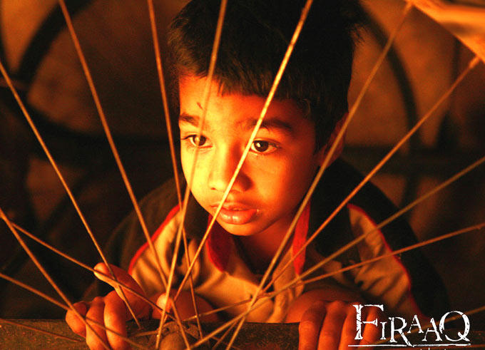 A Child Photo From Movie Firaaq