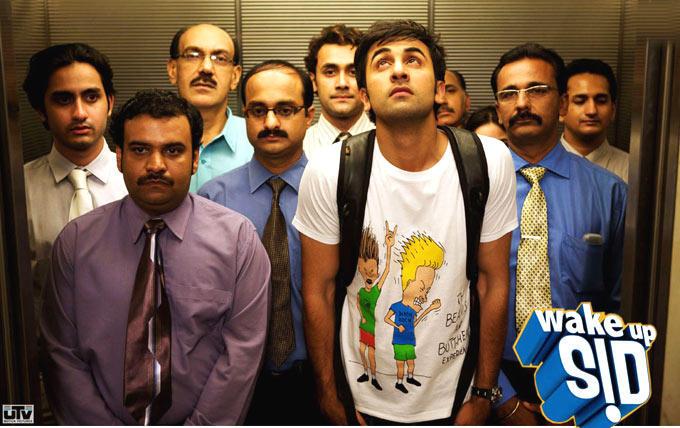 Ranbir Kapoor Cute Look Photo From Movie Wake Up Sid