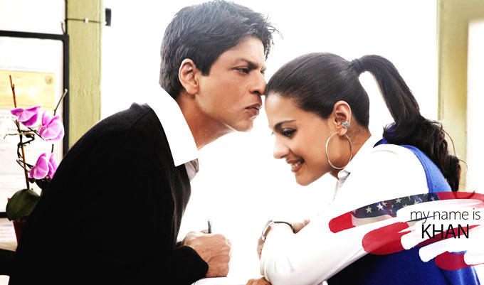 Shahrukh And Kajol Photo From Movie My Name Is Khan